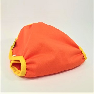 Culotte de protection imperméable TS (3.5 kg - 6 kg) Orange