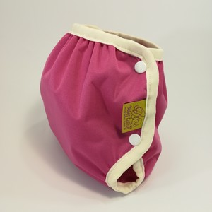 Culotte de protection imperméable TS (3.5 kg - 6 kg) Framboise